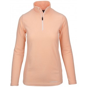 PULL POLAIRE COL ZIPPE - FEMME