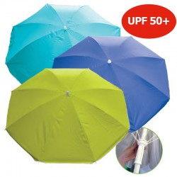 PARASOL POLYESTER ANTI UV 160 CM