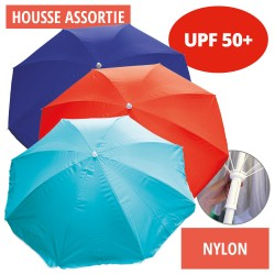 PARASOL NYLON ANTI UV 180 CM