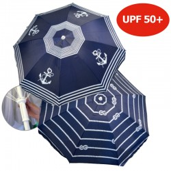 PARASOL POLYESTER ANTI UV 200 CM