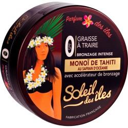 GRAISSE À TRAIRE AU RÉA & MONOÏ DE TAHITI SPF 0