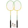 SET RAQUETTES VOLANTS BADMINTON
