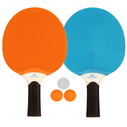 SET RAQUETTES OUTDOOR TENNIS DE TABLE