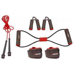 PACK FITNESS 6 PIECES