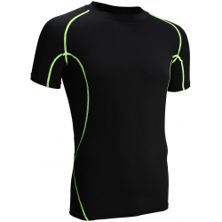 T-SHIRT COMPRESSION HOMME MC
