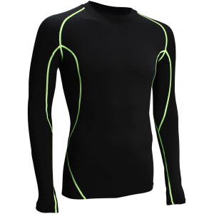 T-SHIRT COMPRESSION HOMME ML