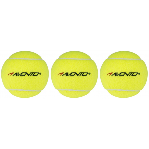 3 BALLES DE TENNIS