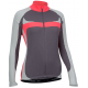 MAILLOT VELO FEMME MANCHES LONGUES