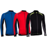 MAILLOT CYCLE HOMME MANCHES LONGUES