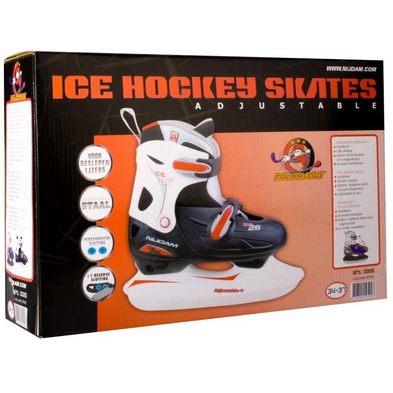 Patins Hockey Sur Glace Enfant Osoa Fr
