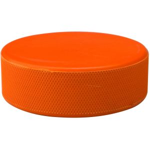 PALET HOCKEY SUR GLACE ORANGE