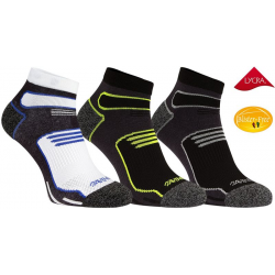 SOQUETTES SPORT HOMME - PACK 2 PAIRES