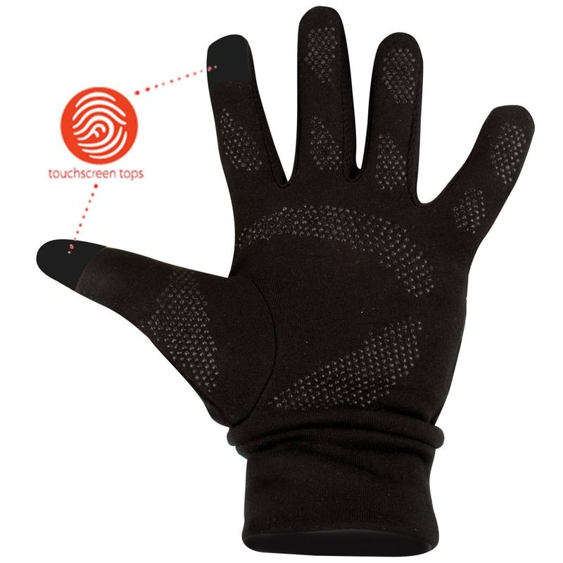 gants polaires tactiles homme pour smartphone et pratique. Black Bedroom Furniture Sets. Home Design Ideas