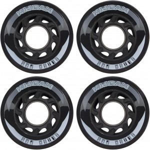 4 ROUES POUR ROLLERS QUADS 58 X 39 MM