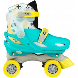 ROLLERS QUAD REGLABLE - ENFANT - RALLY