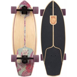 LONGBOARD CRUISER KICKTAIL