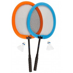 SET BADMINTON XXL - LOT DE 20