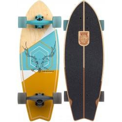 LONGBOARD CRUISER FISHTAIL