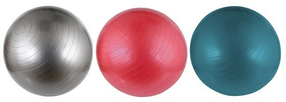 SWISS BALL / BALLONS D'EXERCICE